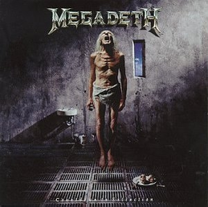 Countdown To Extinction album cover