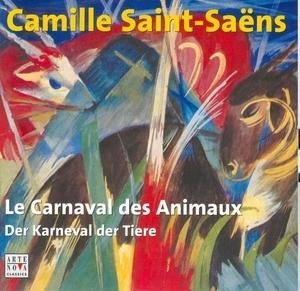 Saint-Saens: Le Carnaval Des Animaux album cover