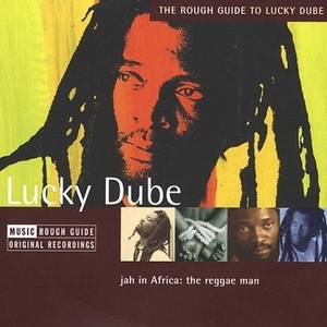 Rough Guide To Lucky Dube album cover
