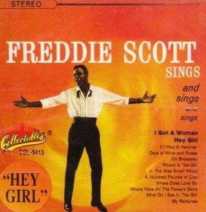 Freddie Scott Sings And Sings And Sings album cover