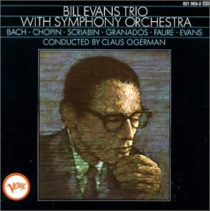 Bill Evans Trio With Symphony Orchestra album cover