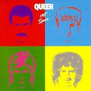 Hot Space (Exp) album cover