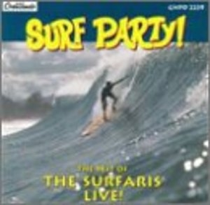 Surf Party!: The Best Of album cover