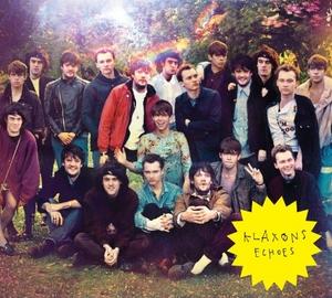 Echoes (Single) album cover