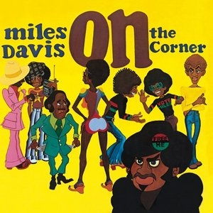 On The Corner album cover