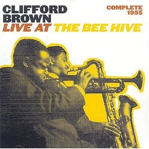 Live At The Bee Hive album cover