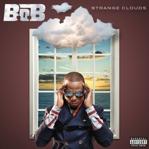 Strange Clouds album cover