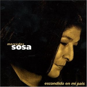 Escondido En Mi Pais album cover
