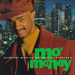 Mo' Money (Original Motion Picture Soundtrack) album cover
