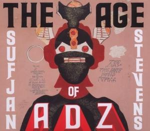 The Age Of Adz album cover