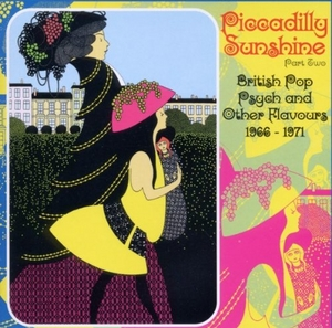 Piccadilly Sunshine 2: British Pop Psych album cover