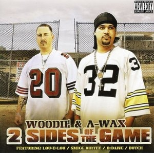2 Sides Of The Game album cover