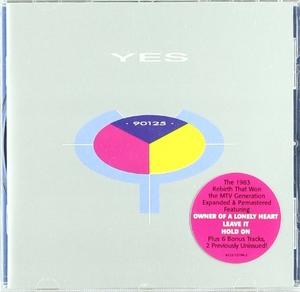 90125 (Remastered) album cover