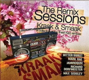 The Remix Sessions album cover