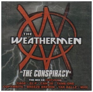 The Conspiracy album cover
