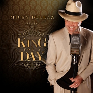 King For A Day album cover
