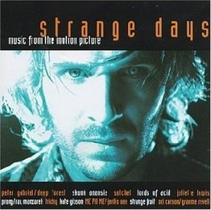 Strange Days: Music From The Motion Picture album cover