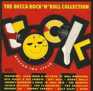 Rock Around The Clock: The Decca Rock 'N' Roll Collection album cover