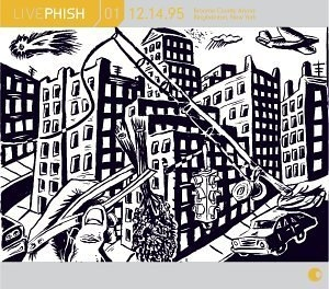 Live Phish Vol.1 album cover
