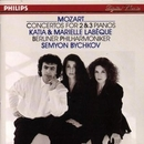 Mozart: Concertos For 2 &... album cover