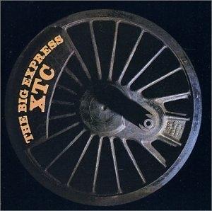 The Big Express album cover
