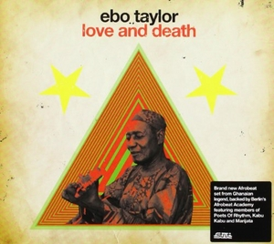 Love & Death album cover