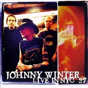 Live In NYC '97 album cover