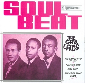 Soul Beat album cover