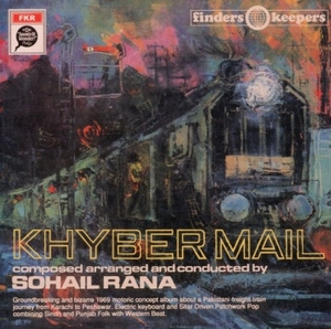 Khyber Mail album cover