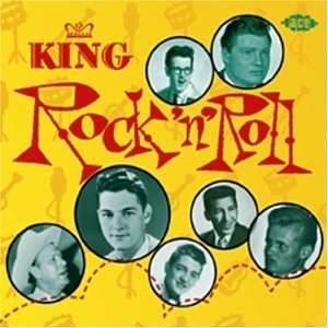King Rock 'N' Roll album cover