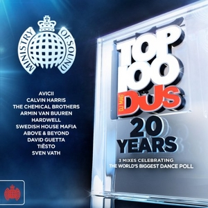 DJ Mag Top 100: 20 Years album cover