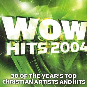 WOW Hits 2004 album cover