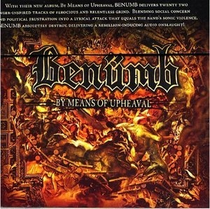 By Means Of Upheaval album cover