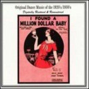 Original Dance Music Of The 1920's-1930's album cover