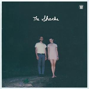 The Shacks (EP) album cover