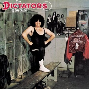 The Dictators Go Girl Crazy! album cover