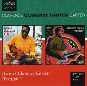 This Is Clarence Carter-Testifyin' album cover
