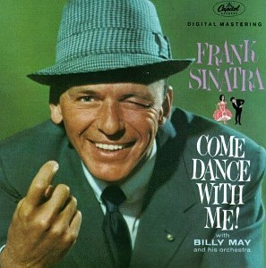 Come Dance With Me! album cover