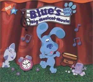 Blue's Big Musical Movie (Soundtrack) album cover