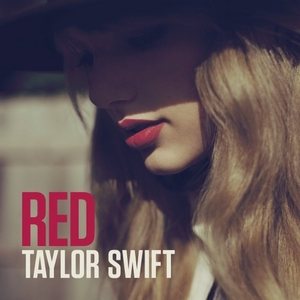 Red album cover