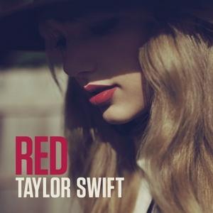Red album cover