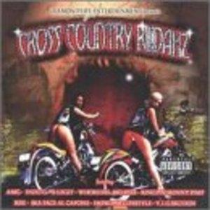 Cross Country Riiidahz album cover