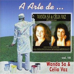 A Arte De Wanda á & Célia Vaz album cover