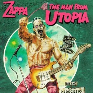 The Man From Utopia album cover