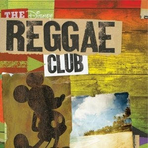 The Disney Reggae Club album cover