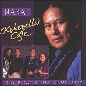 Kokopelli's Cafe album cover