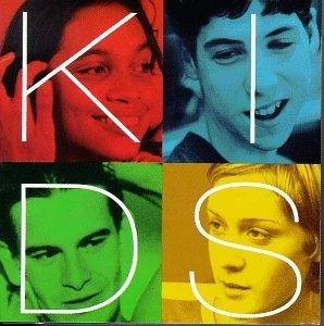 Kids (Original Soundtrack) album cover