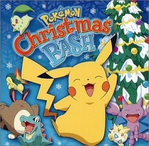 Pokémon Christmas Bash album cover