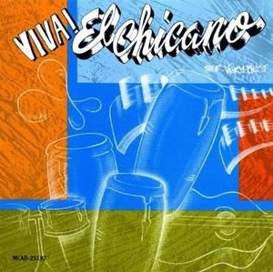 Viva El Chicano album cover