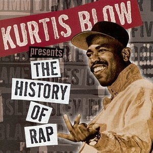 Kurtis Blow Presents The History Of Rap, Vol. 3: The Golden Age album cover